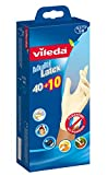 Vileda Multi Latex 40+10 Einmalhandschuhe ungepudert