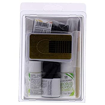 Cuccio Pro State Board Odorless Acrylic Kit - Clear-white 6 Pc 6count