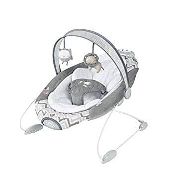 Ingenuity SmartBounce Automatic Hands-Free Baby Bouncer Seat - Braden