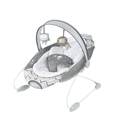 Ingenuity Smart Bounce Automatic Bouncer, Braden