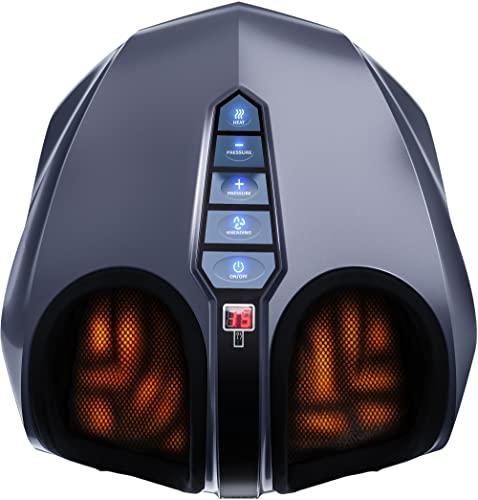 Miko Shiatsu Foot Massager Machine With Deep-Kneading,...