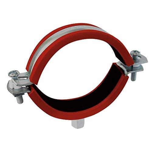 CELO 942RID 942RID-Abrazadera metálica deslizante isofónica M8+M10 tipo RID 42 mm acero...
