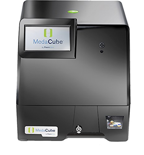 MedaCube Automatic Pill Dispenser