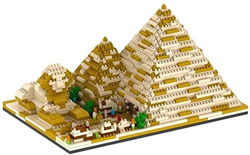 WXH SLL- Gebäude Set, Mini Building Blocks Kits, for Erwachsene und Kinder BAU pädagogisches Spielzeug Geschenke