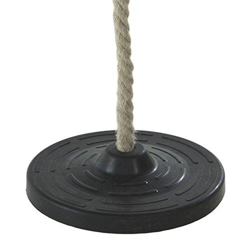 Seggiolino a disco di gomma per altalena