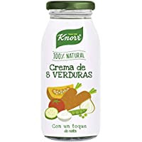 Knorr - Crema de 8 verduras- 450 ml