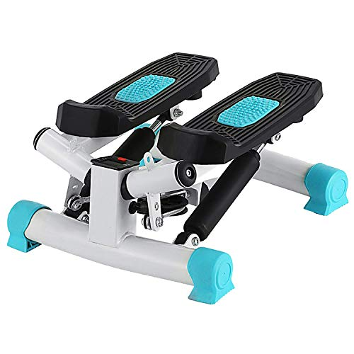 Best Price YXMxxm Mini Stepper for Exercise, Adjustable Resistance,with Non-Slip Foot Plates and LCD...