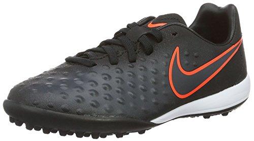 Nike Magistax Opus II Tf, Scarpe da Calcio Unisex – Bambini, Nero (Black/Black), 36.5 EU