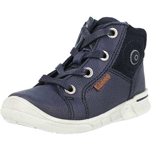 ECCO Baby-Jungen First Sneaker, Blau (Night Sky 1303), 23 EU