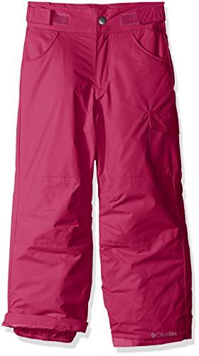 Columbia Girls' Big Starchaser Peak II Pant, Cactus Pink, Medium