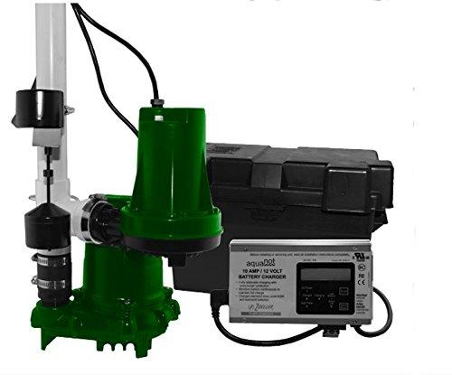 Zoeller Preassembled Sump Pump System