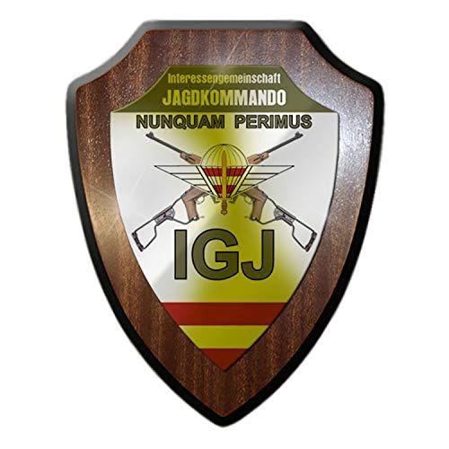 Stemma scudo–igj Caccia Commando interesse Comunità Bund Heer Austria nunquam perimus Attivo Milizia Stemma # 19422