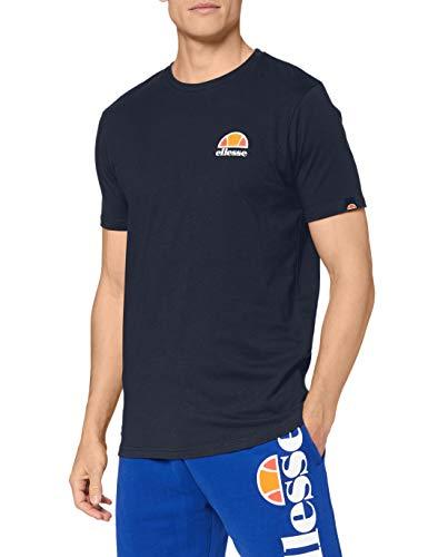ellesse Canaletto T-Shirt, Herren XL Blau (Kleid blau)