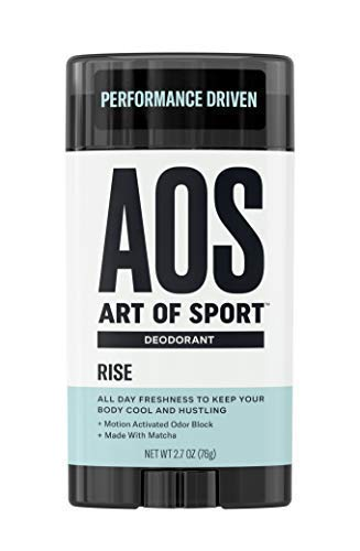 Art of Sport Mens Deodorant Clear Stick review