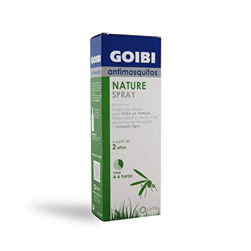 Goibi Goibi Natural Repelente Insectos Spray 21 g