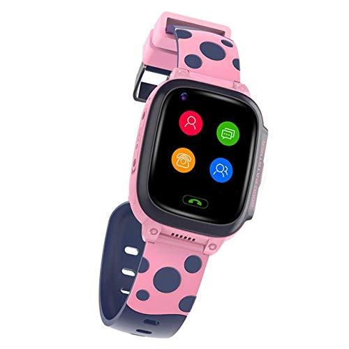 1.44In 2G Smartwatch Für Kinder,Kids Smartwatch.SIM-Karte Im Und Smartwatch Für Kinder | Kinderuhr Mit GPS | Telefonuhr | GPS-Uhr,Pink