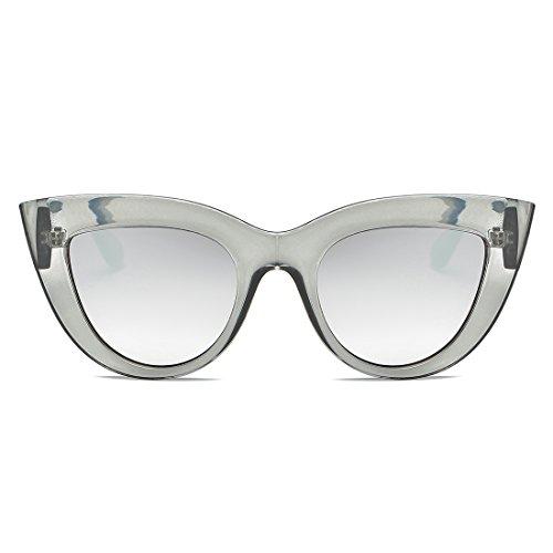 Kimorn Occhi di Gatto Occhiali da Sole di per