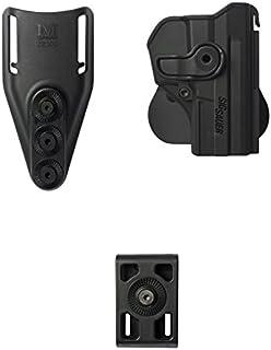 IMI Defense Z1290Sig Sauer Pro SP2022/SP2009oculta de retención Pistola Handgun Holster + Tactical bajo Ride Loop + Cinturón
