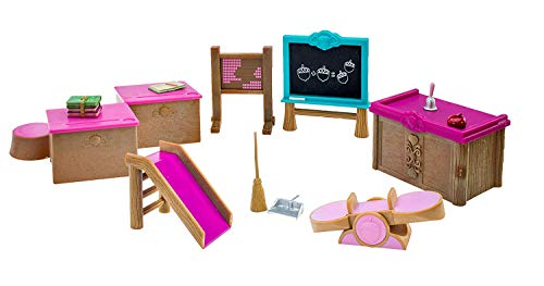 Li'l Woodzeez Classroom & Playground Set