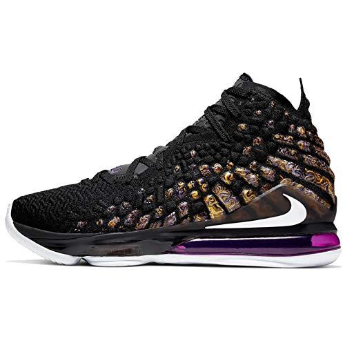 Nike Lebron Xvii Mens Bq3177-004 Size 8.5