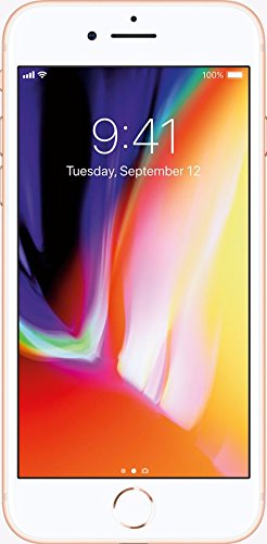 "Apple iPhone 8 4.7"", 64 GB, GSM Unlocked, Silver"