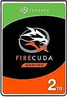 Seagate FireCuda Gaming SSHD 2TB SATA III 2.5インチノートパソコン 内蔵HDD ST2000LX001