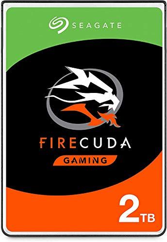 Seagate FireCuda Gaming SSHD 2TB SATA III 2,5' Laptops HDD interno ST2000LX001