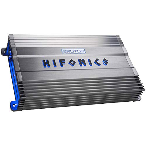 Hifonics BG-2200.1D Brutus Gamma 2200 Watt Mono Car Audio Amplifier