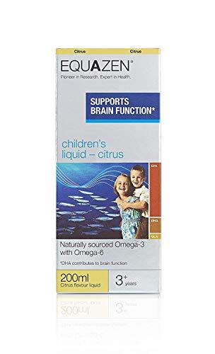 Equazen Eye Q Liquid Citrus 200ml (Pack of 2)