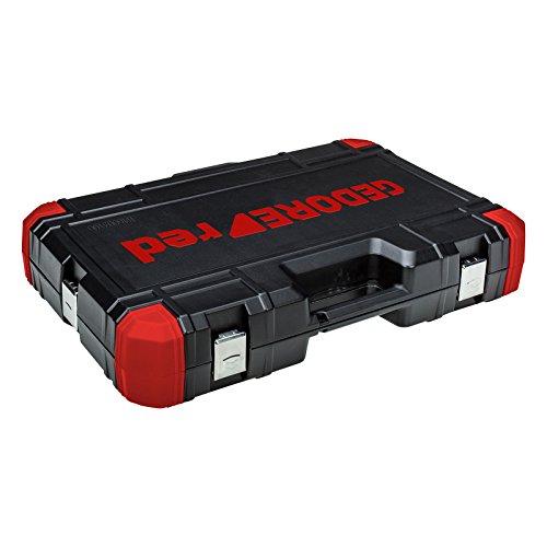 GEDORE red Steckschlüsselsatz, 100-teilig, Mit Umschaltknarre, Ratsche, Steckschlüssel und Bitsatz, Hammer, Ringmaulschlüssel und Zangen - 3