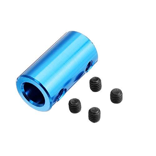 Wangyueha Aluminium Accouplement Coupler Rigide Moteur Connecteur 5 * 8 mm / 8 * 8 mm for imprimante 3D (Taille : 5 * 8mm)
