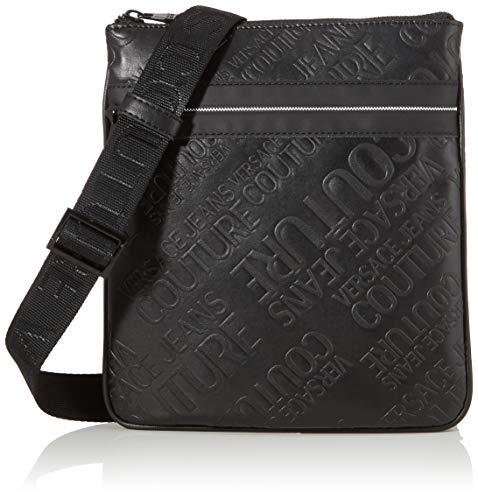 Versace Jeans CoutureBorsaHombreShoppers y bolsos de hombroNegro (Negro) 0,5x24x21,5 centimeters (W x H x L)