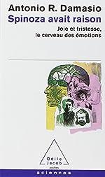 Spinoza avait raison - Joie et tristesse, le cerveau des émotions d'Antonio-R Damasio