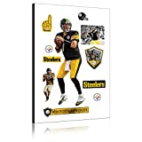 Five-Seller NFL Poster Pittsburgh Steelers Von Ben