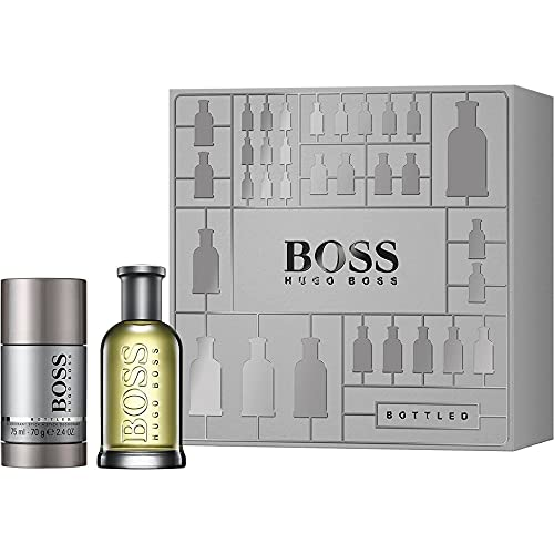 Hugo Boss Bottled homme/man Set(Eau de Toilette, 50ml + desodorante Stick, 75ml)