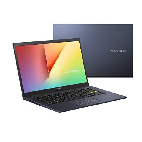 ASUS Vivobook TM420IA-EC020T PC Portable Tactile 14 FHD IPS (R5 5500U, RAM 8GB, 512G SSD PCIE, WINDOWS 10) Clavier AZERTY Français