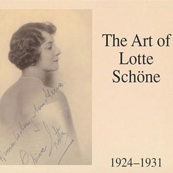 The Art of Lotte Schöne
