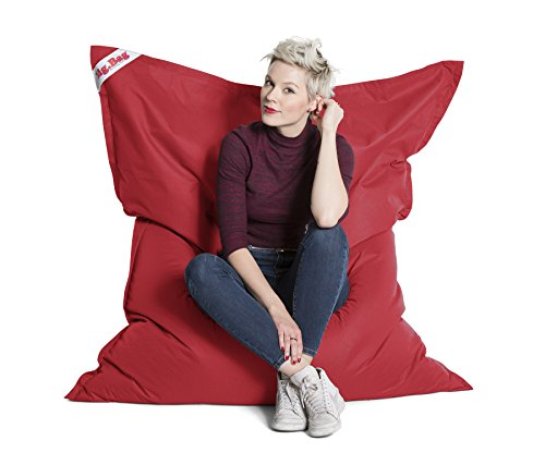 SITTING POINT only by MAGMA Sitzsack Brava Big Bag 130x170cm Tomate