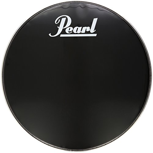 "Pearl PTH-22PL 22"" Protone head, black w/Pearl log & perimeter EQ"