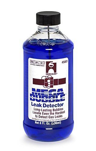 Oatey 45801 Hercules Mega Bubble Leak Detector, 8-Ounce by Oatey