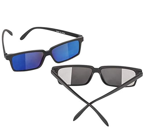Rhode Island Novelty Spy Look Behind Sunglasses, One Pair