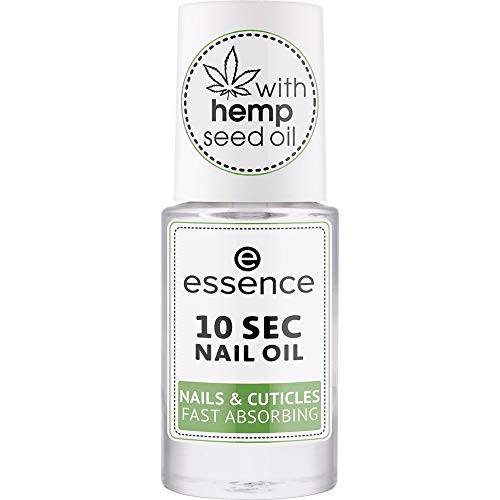essence 10 SEC NAIL OIL NAILS & CUTICLES FAST ABSORBING - 1er Pack