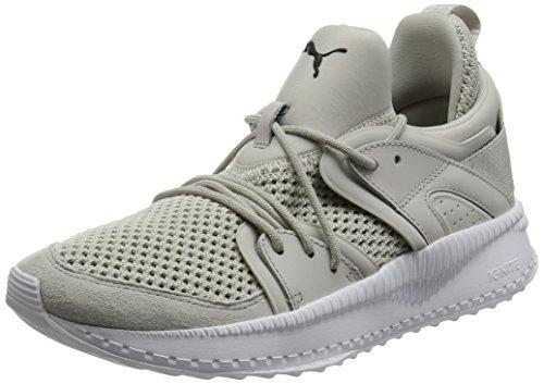 PUMA Unisex-Erwachsene Tsugi Blaze Sneaker, Grau (Hellgrau/Weiß Hellgrau/Weiß), 38 EU