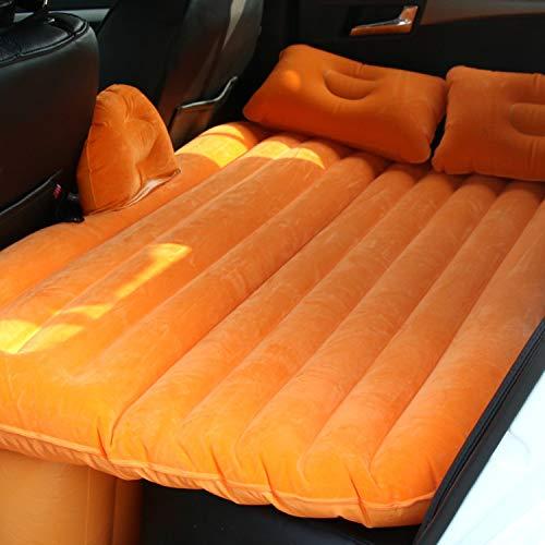 zihui Auto opblaasbare bed draaibank flocking auto opblaasbare matras auto midden bed reizen bed kind rust bed