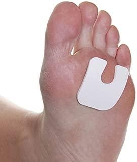 Dr. Jills Wide Felt 1/4 Thickness U-shaped Callus Pads (Pack 20)