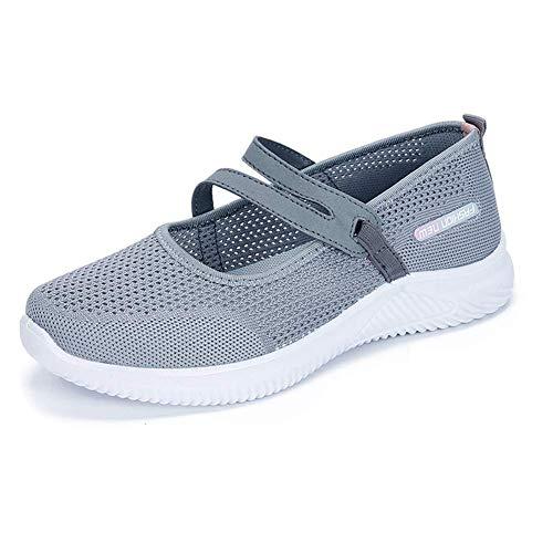 Chaussures De Sport pour Personnes Âgées pour Femmes...