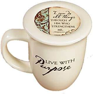 Purpose Coaster Mug