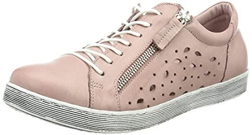 Andrea Conti 341701, Zapatillas Mujer, Mauve, 39 EU