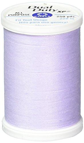 Coats: Thread & Zippers S910-3620 Dual Duty XP General Purpose Thread, 250-Yard, Lavender Bliss