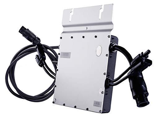 Hoymiles HM-600 Solar Mikro-Wechselrichter für 2 PV Module bis 760Wp